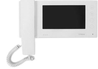 monitor z sluchawka